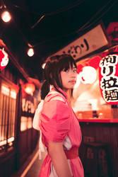 Spirited Away - One in Thousands   Chihiro by TrustOurWorldNow