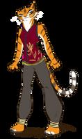 Tigress by jaclynonacloud