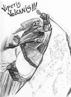 Viperis Volcanic by YopparattaNoSaru