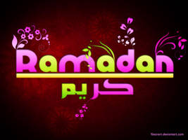 ramadann karim by yassirart