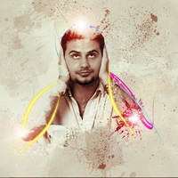 portrait by yassirart