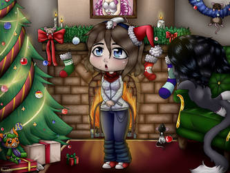 Merry Christmas by Renarde83