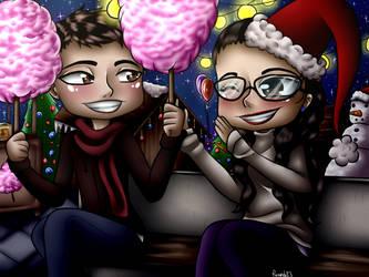 Last christmas gift by Renarde83