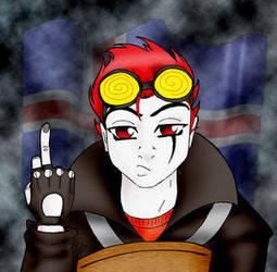 Screw the World by RedLioness by JackSpicerFans