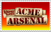 Stamp-Looney Tunes Acme Arsenal by zigaudrey
