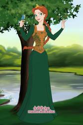 Princess Fiona by Wickedwitch19