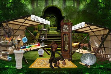 Goblin Market by Wickedwitch19