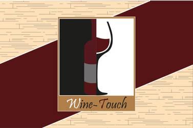 Carte De Visite Wine Touch By Okman179 On DeviantArt