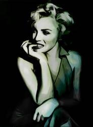 Merilyn Monroe by c-o-r-t-e-z