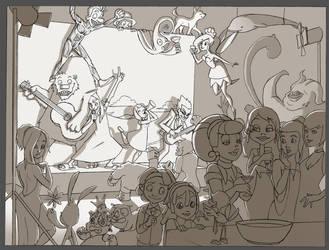 Celebration by dragonflie