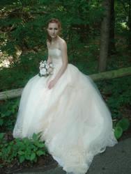 Green Bridal by GarnetFlight