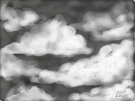 Dark Clouds by digitalchet