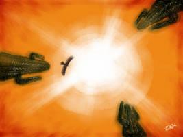 Sunstroke by digitalchet