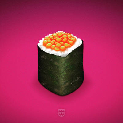 Gunkanmaki Sushi by digitalchet