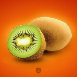 Keenly Delectable Kiwi by digitalchet