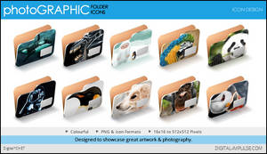 photoGraphic Folder Icons: The Return by digitalchet