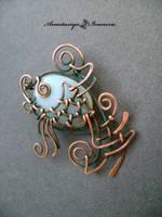 pendant fish by nastya-iv83