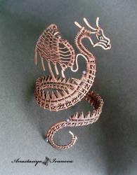bracelet dragon2 by nastya-iv83
