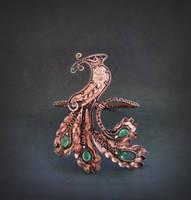 bracelet on his shoulder by nastya-iv83