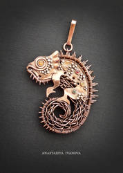chameleon by nastya-iv83