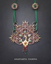 peacock by nastya-iv83