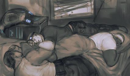 Rest by ukenceto
