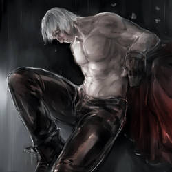 devil may cry by ukenceto