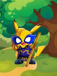 Free Pokmon Hero Adopt (CLOSED) by ChronoKix