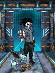 Free Naruto Character Adopt  by ChronoKix