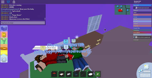 This is last night (idk why lol) by VenomROBLOX
