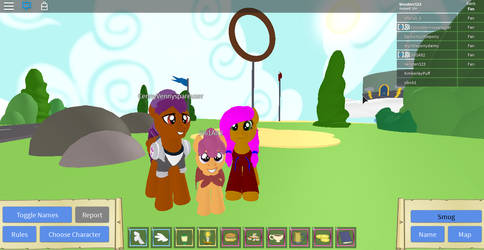 Scootaloo's mom and dad by VenomROBLOX