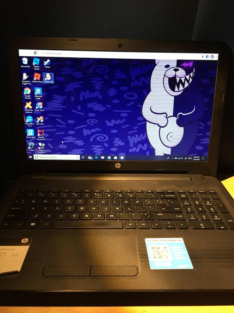 Vens laptop  by VenomROBLOX