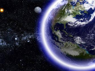 earth by xipx