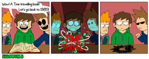 EWcomics No.60 - Timewarp by eddsworld