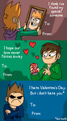 Eddsworld Valentines by eddsworld