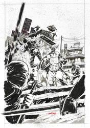 Wolverine Ink by Kofee77