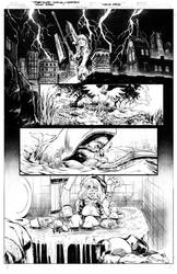Harley Queen Page by Kofee77