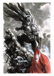 BATMAN deh LR by Kofee77