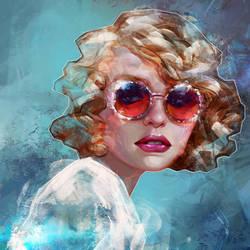 Lily by Olga-Tereshenko