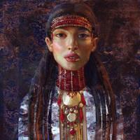 Ethnic by Olga-Tereshenko