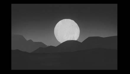 moonrise by lostSHAD3