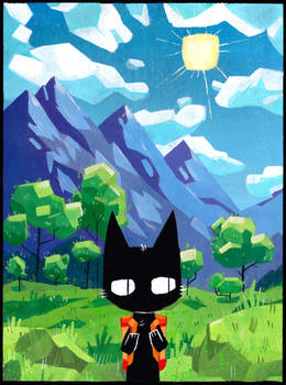 Adventurer 1 by lostSHAD3