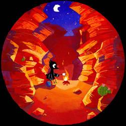 Adventurer 3 by lostSHAD3
