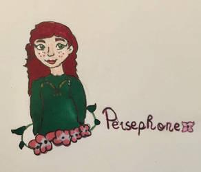 Persephone by Lirio-Wolf19