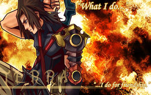 Terra Wallpaper - Kingdom Hearts by King-of-Craziness