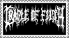 Cradle Of Filth stamp by lapis-lazuri