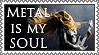 Metal is my soul stamp by lapis-lazuri