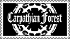 Carpathian Forest stamp by lapis-lazuri