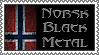 Norsk Black Metal stamp by lapis-lazuri