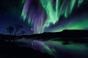 Northern Lights by lapis-lazuri